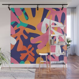 Matisse Pattern 010 Wall Mural