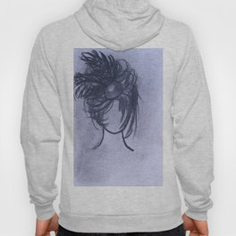Girl with Fascinator Hoody