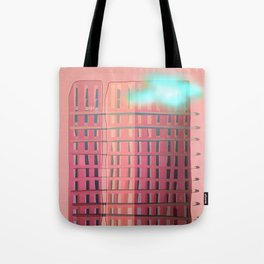 Urban Summer / Loneliness Tote Bag