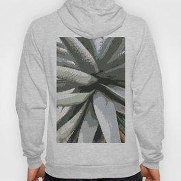 Aloe Vera Details Abstract Hoody
