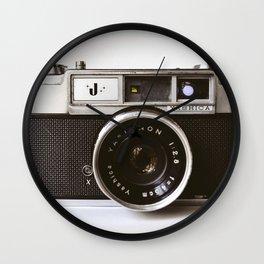 Camera II Wall Clock