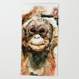 Pongo Beach Towel