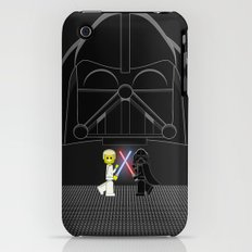 Dark Side iPhone (3g, 3gs) Slim Case