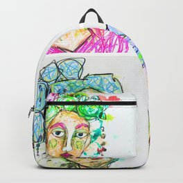 The Four Sisters Backpack