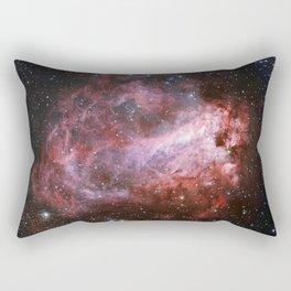 Star Forming Region Messier 17 Rectangular Pillow