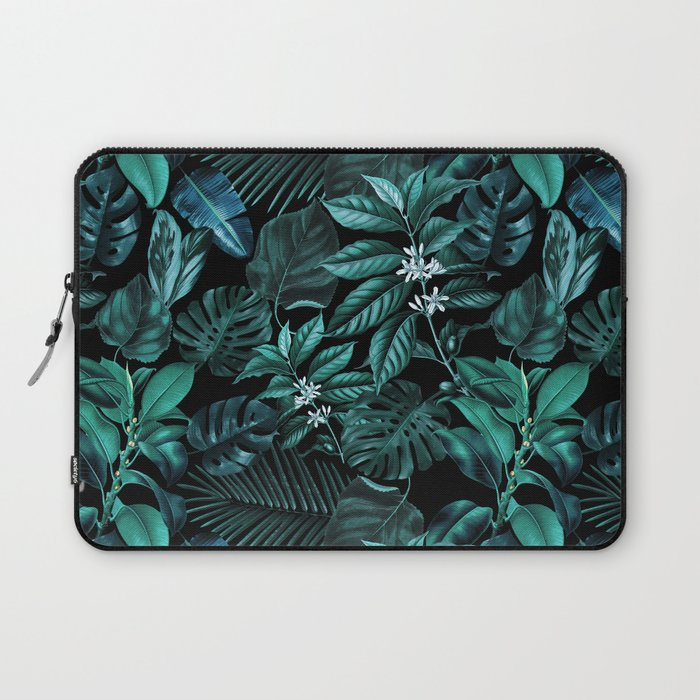 Tropical Garden Laptop Sleeve