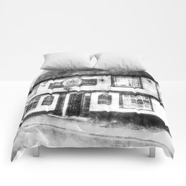 The Coopers Arms Pub Rochester Vintage Comforters