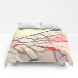 Crackle #6 Comforters