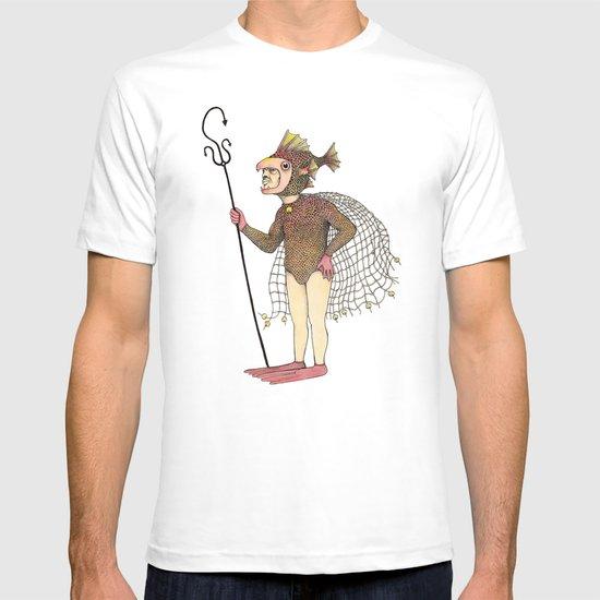 El pescado T-shirt