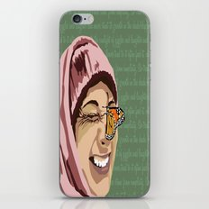 Happiness in Color iPhone & iPod Skin