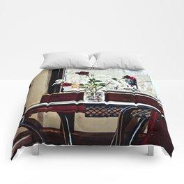 Cafe Break Comforters