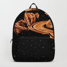 Let there be rings Backpack