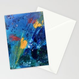 Views of Rainbow Coral, Tiny World Collection Stationery Cards