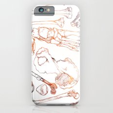 Lower Extremity Skeleton iPhone 6 Slim Case