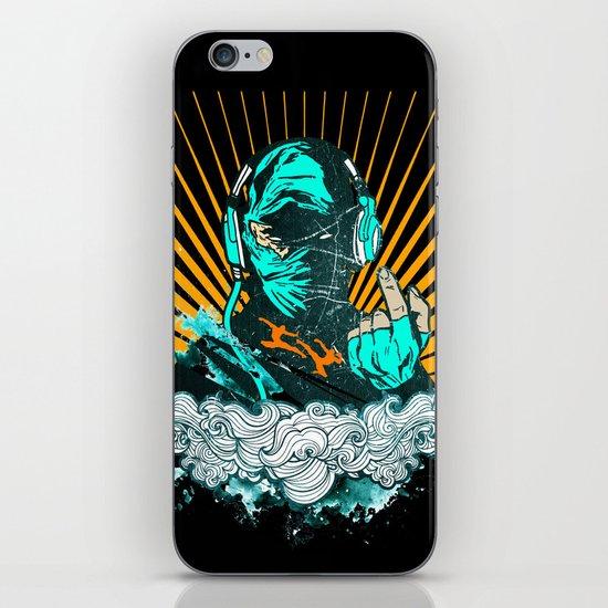 Ninja Beats iPhone & iPod Skin
