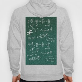Math Equations Hoody