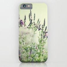 lavender fields Slim Case iPhone 6s
