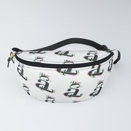The cat Fanny Pack