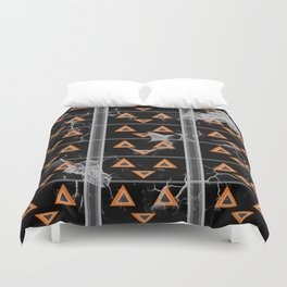 Halloween Pattern Duvet Cover