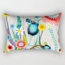Unlocking empathy Rectangular Pillow