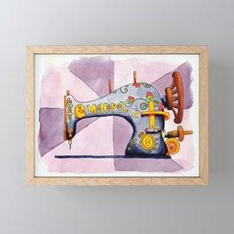 Doe Ray Me Fa Sew Framed Mini Art Print