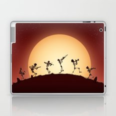 Dixieland Skeletons Laptop & iPad Skin