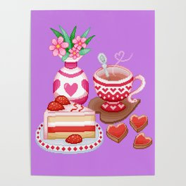 Cup of Love Poster