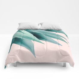 Agave flare Comforters