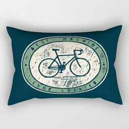 Bicycle - Best Machine Ever Created Rectangular Pillow