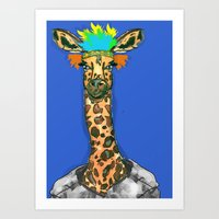 This is Carnaval. Art Print