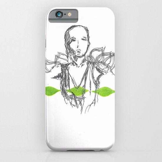 Leaf Lady iPhone & iPod Case