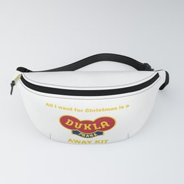 Dukla Prague Away Kit Fanny Pack