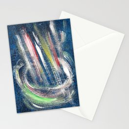 Cosmic blue 20 Stationery Cards