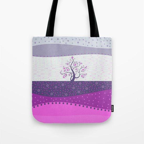 Color/Landscape 4 Tote Bag