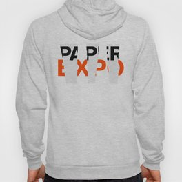 Fall Paper Expo (from Design Machine archives) Hoody