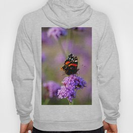 Painted lady butterfly Hoody