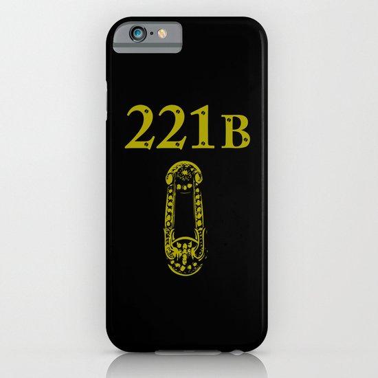 Sherlock's Home iPhone & iPod Case