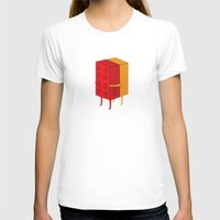T-shirts featuring I'll never le go by I Love Doodle