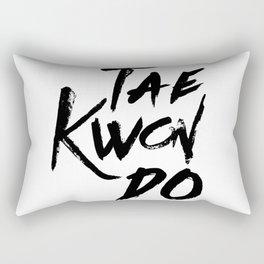Tae-Kwon-Do Rectangular Pillow