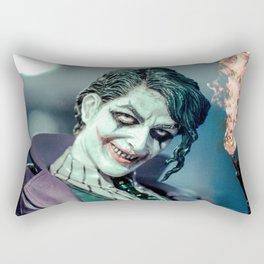Everything BURNS HA! HA! HA! Rectangular Pillow