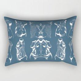 Busts Rectangular Pillow