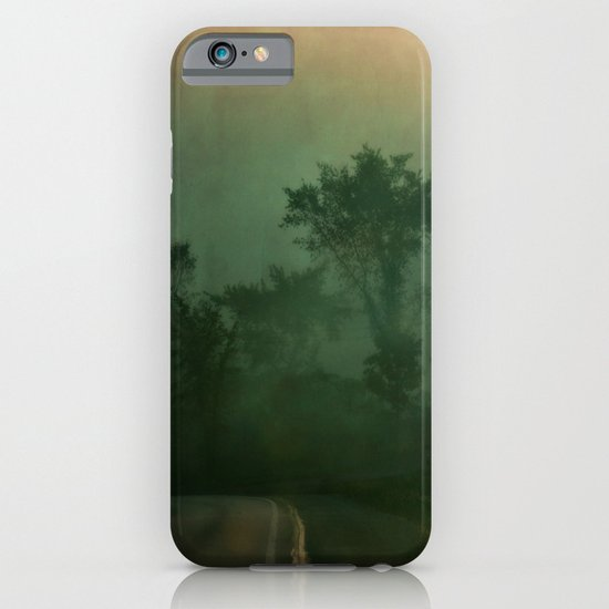 Jump in to the Fog iPhone & iPod Case