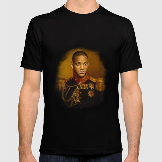 Will Smith - replaceface T-shirt