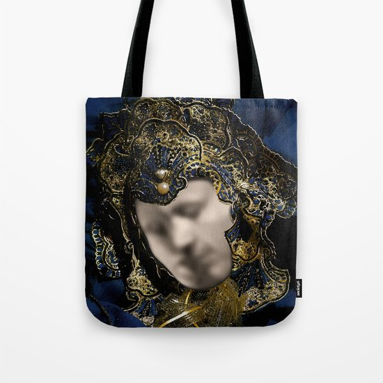 MASK OF LOVE (read the description to understand the trick) Tote Bag