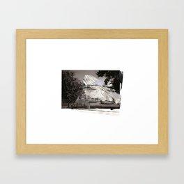 'Decline' (3) Framed Art Print