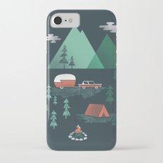 Pitch a Tent iPhone 7 Slim Case