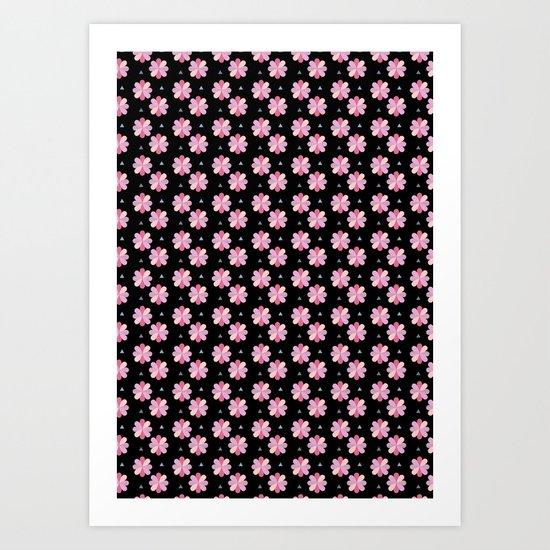 bambino (dark) Art Print