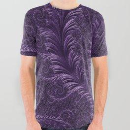 Deep Purple All Over Graphic Tee