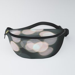Blurry Nights Fanny Pack