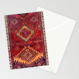 N200 - Berber Moroccan Heritage Oriental Traditional Moroccan Style Stationery Cards